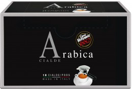 Vergnano 100 % Arabica pody 18ks