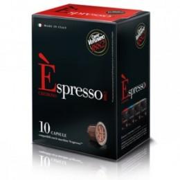 Vergnano Éspresso Cremoso kapsle pro Nespresso kávovary 10ks