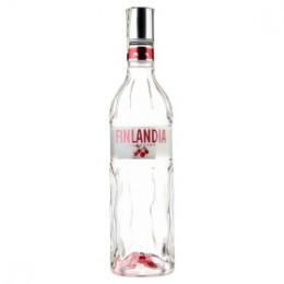 Finlandia Cranberry vodka s příchutí brusinek