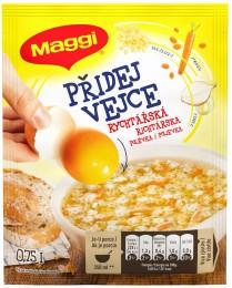 MAGGI Přidej vejce Rychtářská polévka