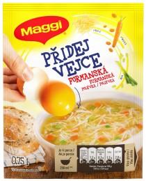 MAGGI Přidej vejce Formanská polévka