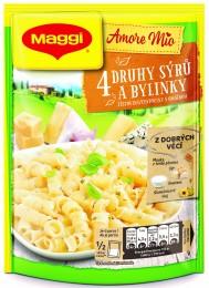 MAGGI Amore Mio 4 druhy sýrů a bylinky