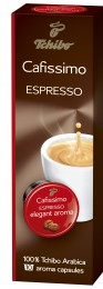 Tchibo Cafissimo Espresso Elegant Aroma 10ks