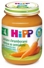 HiPP Bio Mrkev s bramborami