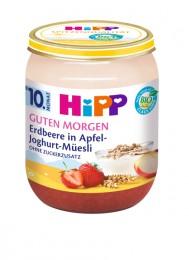 HiPP Bio Müsli, jahody a jogurt