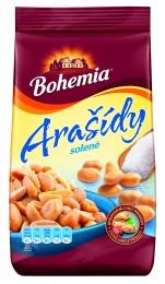 Bohemia Arašídy pražené solené