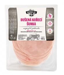 Naše Miroslav Dušená kuřecí šunka nejvyšší jakosti