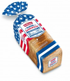 Penam Super Sandwich Celozrnný chléb pšeničný krájený