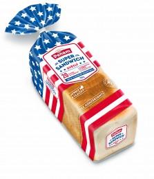Penam Super Sandwich světlý chléb pšeničný krájený