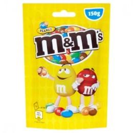 M&M's draže s praženými arašídy v mléčné čokoládě