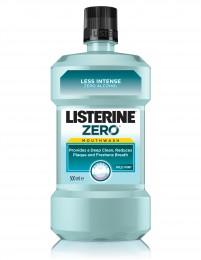 Listerine Zero Ústní voda s jemnější příchutí
