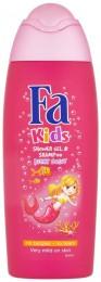 Fa sprchový gel kids Mořská panna