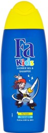 Fa kids Pirát sprchový gel
