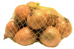 Cibule žlutá - nová sklizeň, síť 1kg