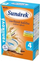 Sunárek vanilková kašička mléčná