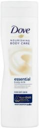 Dove Essential nourishment tělové mléko