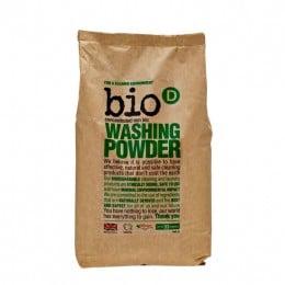 Bio-D BIO Prášek na praní bez dráždivých enzymů (2kg)