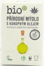 Bio-D Mýdlo s konopným olejem