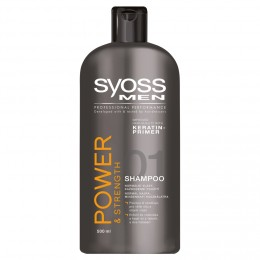 Syoss Men Power & Strength šampon