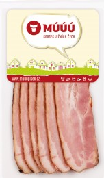 Múúú Písek Anglická slanina lisovaná krájená