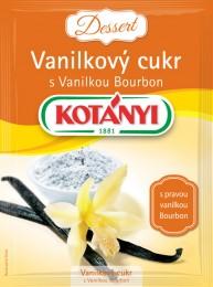 Kotányi Vanilkový cukr s vanilkou Bourbon