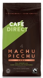 Cafédirect BIO Machu Picchu mletá káva