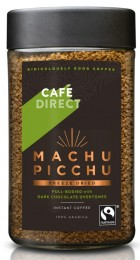 Cafédirect Machu Picchu instantní káva