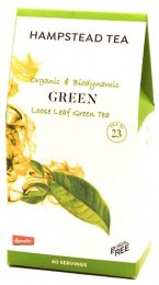 Hampstead Tea BIO zelený sypaný čaj