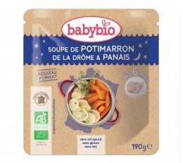 BABYBIO Dýňová polévka s pastinákem