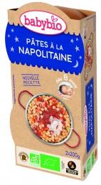 BABYBIO Neapolské těstoviny - večerní