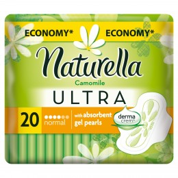 Naturella Vložky Camomile Ultra Normal 20ks