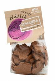 Zemanka kakaová zvířátka BIO