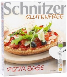 Schnitzer Bezlepková pizza BIO - korpus