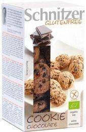 Schnitzer BIO Čokoládové bezlepkové sušenky