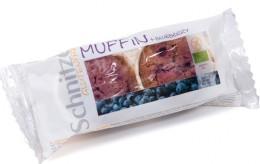 Schnitzer Borůvkové bezlepkové muffiny BIO
