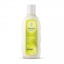 Weleda Vyživující šampon s prosem pro normální vlasy