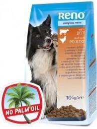 Reno granule pro psy s hovězím a drůbežím
