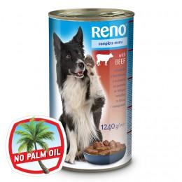 Reno konzerva pro psa s hovězím