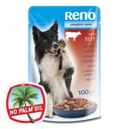 Reno kapsička pro psa s hovězím