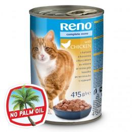 Reno konzerva pro kočky s kuřecím