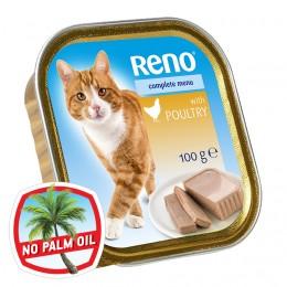Reno vanička pro kočku s drůbežím