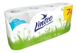 Linteo toaletní papír 2vr. 8ks