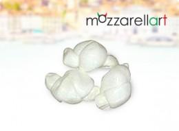 MozzarellArt Mozzarella Nodino 4 ks