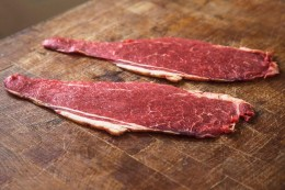 TRMS BIO Angus Minute Steak plátek z hovězí kýty