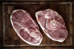 TRMS BIO Jehněčí steak z kýty