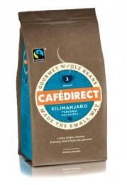 Cafédirect Kilimanjaro zrnková káva