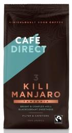 Cafédirect Kilimanjaro mletá káva