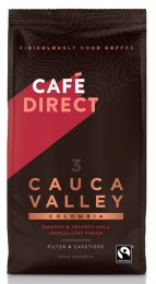 Cafédirect Colombia mletá káva