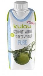 Kulau BIO kokosová voda PURE