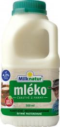 Milknatur Čerstvé mléko z farmy 4,2%